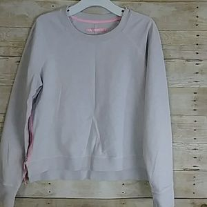 Authentic Lululemon cream sweatshirt
